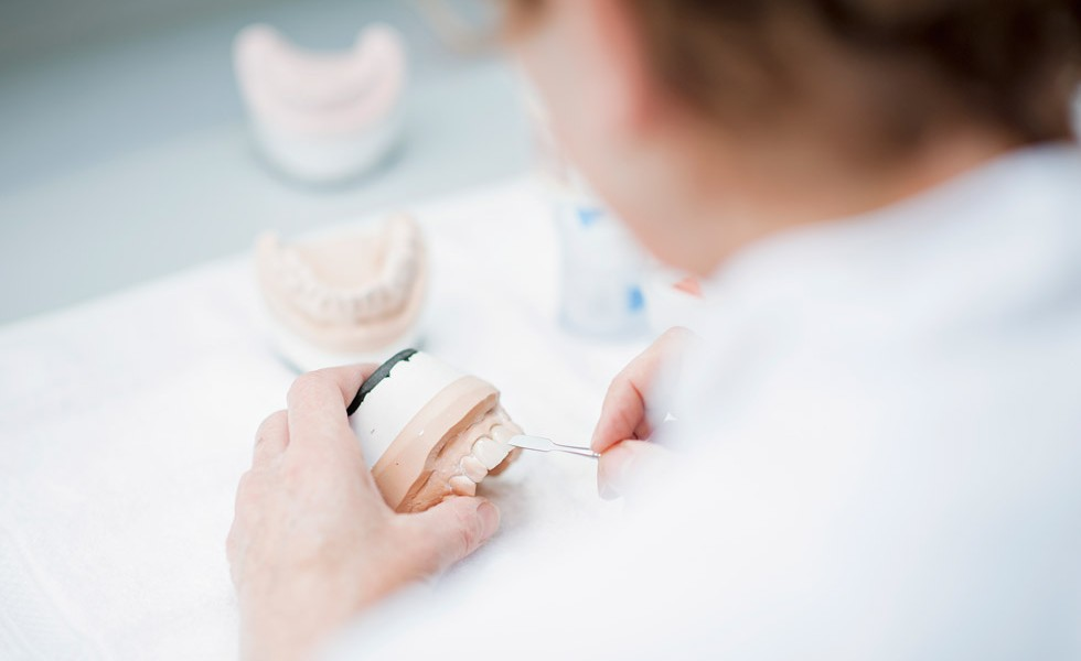 Bedrijfsimpressie van parodontologie KvPA