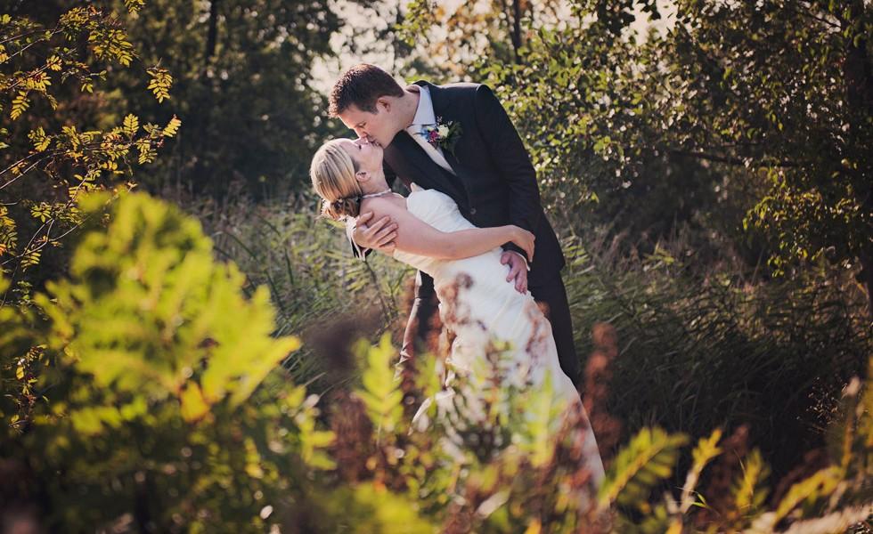Bruidsfotografie van Stephan en Simone