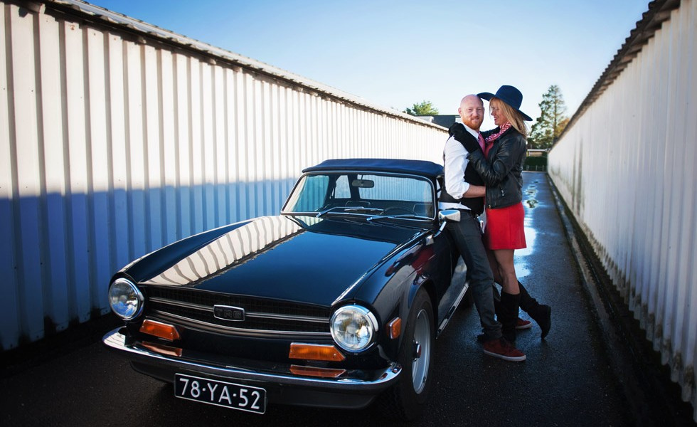 Loveshoot Marcel en Eva