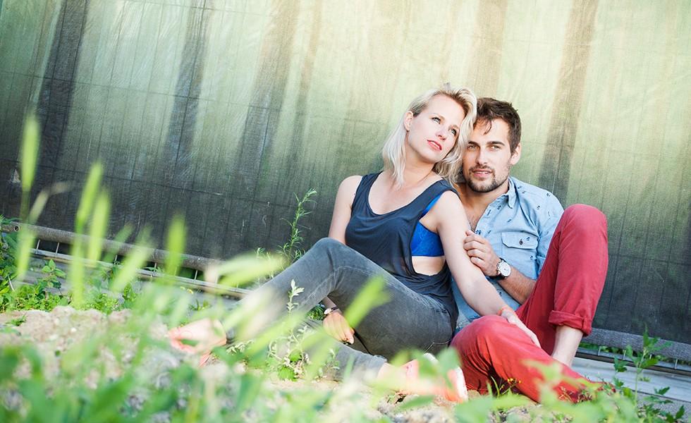 Loveshoot Thijs en Kim