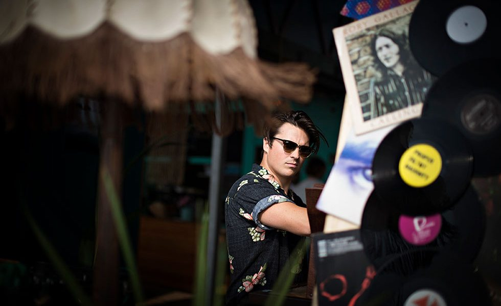 Zakelijke Event Fotografie DJ Jimmy @ Rapa Nui